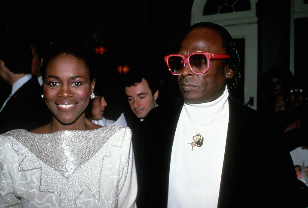 Cicely Tyson and Miles Davis...