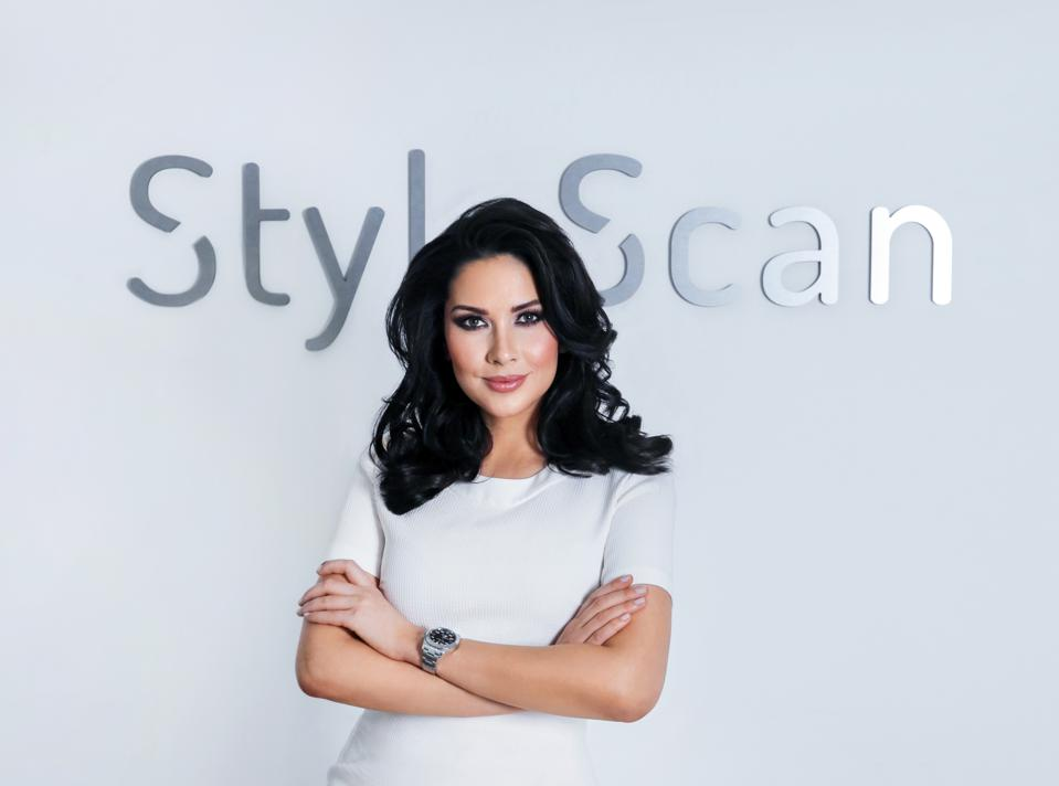 Larissa Posner, Founder and CEO of StyleScan
