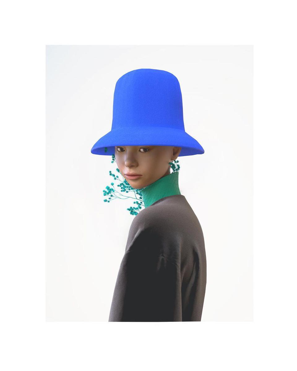 Virtual clothes by Kazakh designer Janar Abrayeva