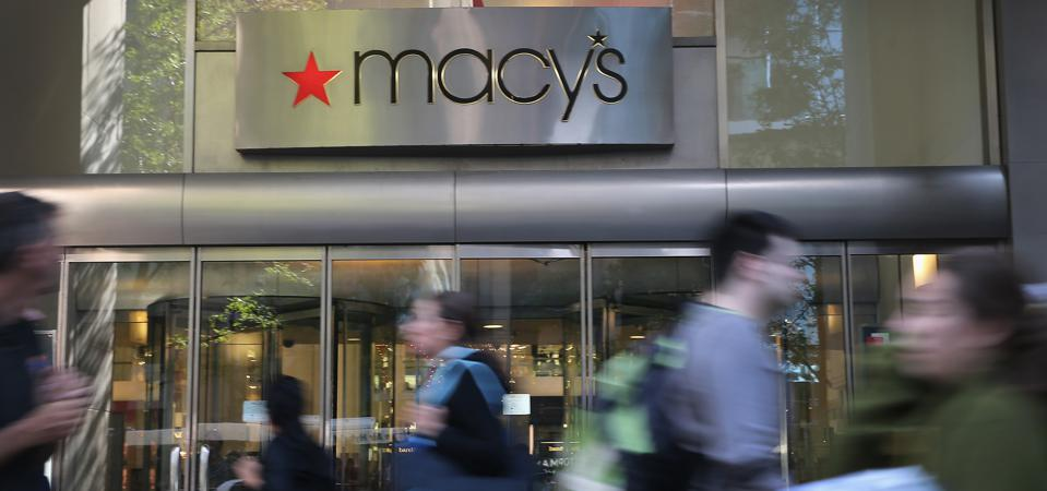 Macy's gets ready to close its Water Tower flagship store in Chicago.
