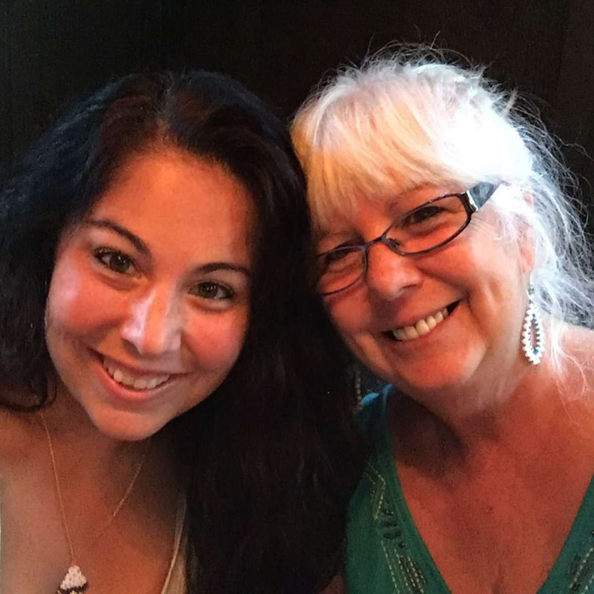Stevie and Sandy D'Andrea are the mother/daughter team behind Connecticut-based Jewels for Hope.
