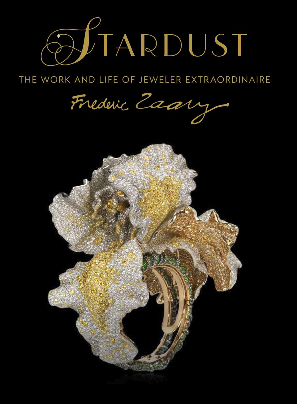 Frédéric Zaavy jewelry photography book by John Bigelow Taylor and Dianne Dubler.