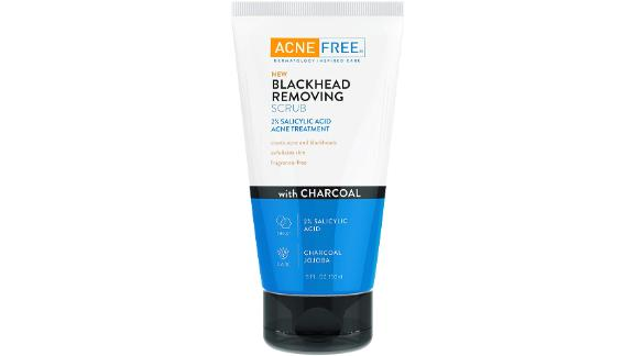 AcneFree Blackhead Removing Scrub With 2{409126f2c1f09c9e510a010c163a4bce2c3ccfc4019bdf864d6cb2d5d8752f38} Salicylic Acid Acne Treatment