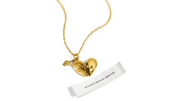 Fortune & Frame Heart + Arrow Locket