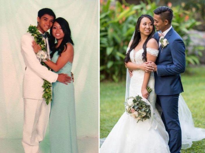 prom vs wedding twitter