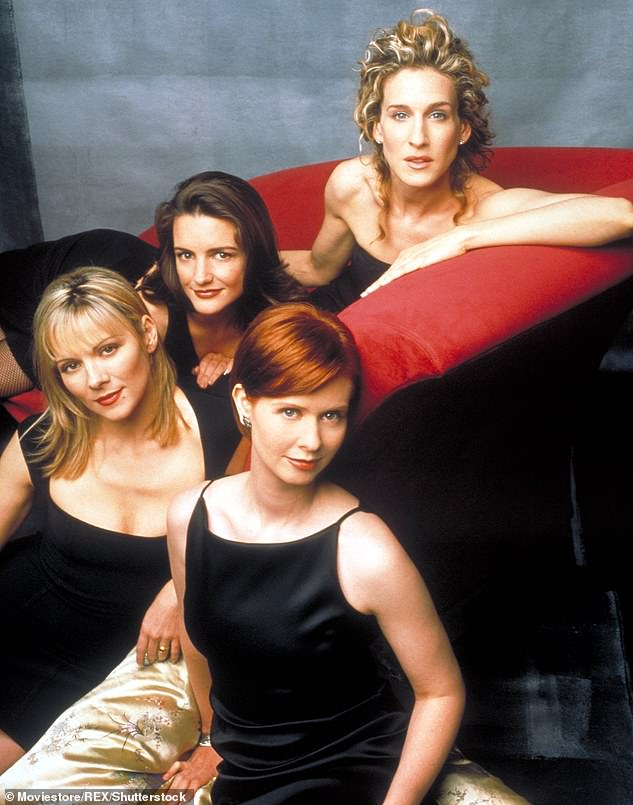 Time passed: She added: 'I think that Cynthia [Nixon], Kristin [Davis], and I are all excited about the time that has passed. You know, who are they in this world now? Have they adapted? What part have they played?'