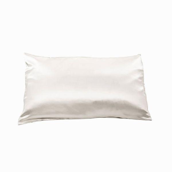 Fishers Finery 19 Momme 100{409126f2c1f09c9e510a010c163a4bce2c3ccfc4019bdf864d6cb2d5d8752f38} Pure Mulberry Silk Pillowcase