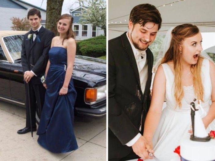 prom vs wedding kelsey