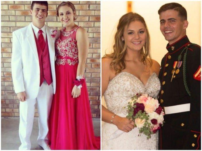 alaina bruce prom wedding