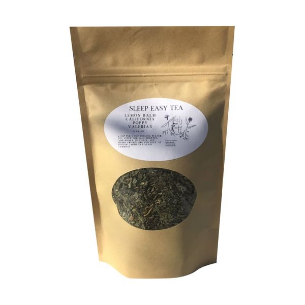 Amber Waves Lively Roots Sleep Easy Tea