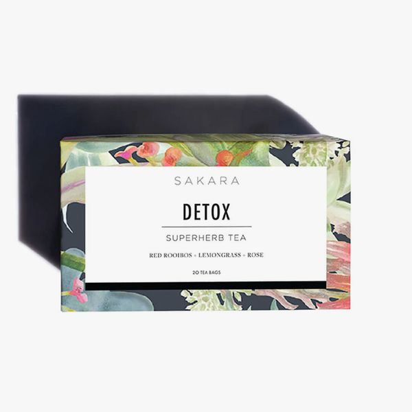 Sakara Life Detox Tea
