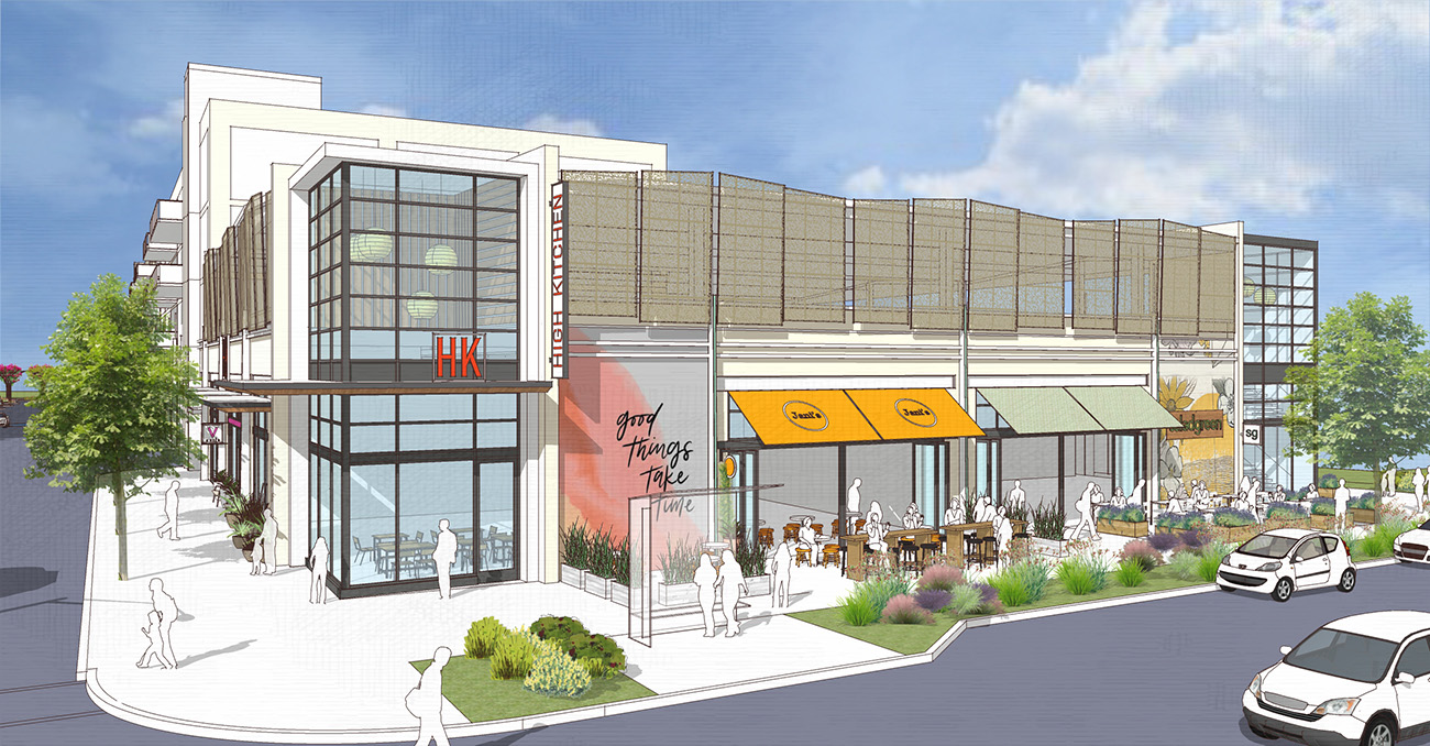 New owners of Midtown shopping center plan a major refresh