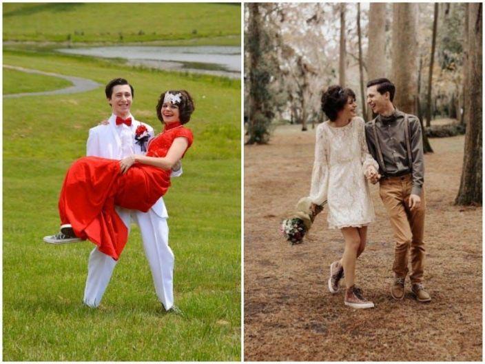 prom to wedding photos