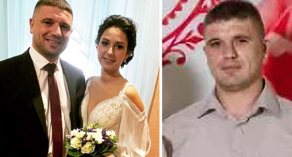 Radu Cordinianu was killed on his wedding day. Source: Newsflash/Australscope