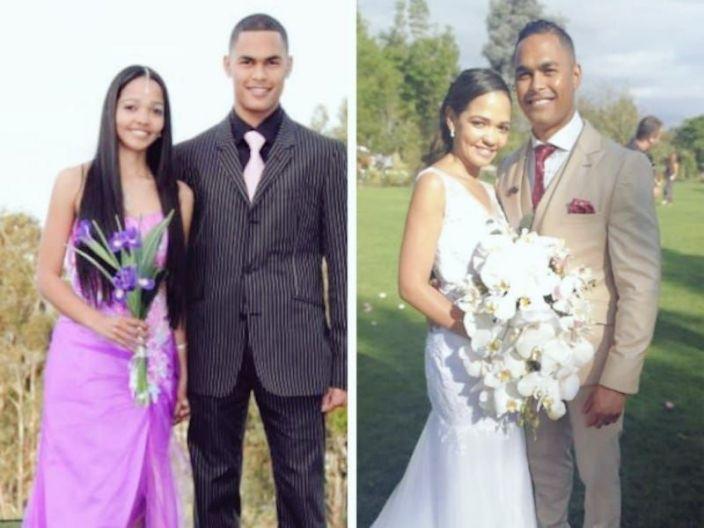 prom vs wedding tashley and chad