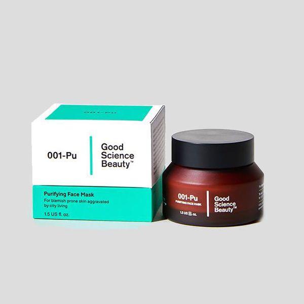 Good Science Beauty 001-Pu Purifying Face Mask