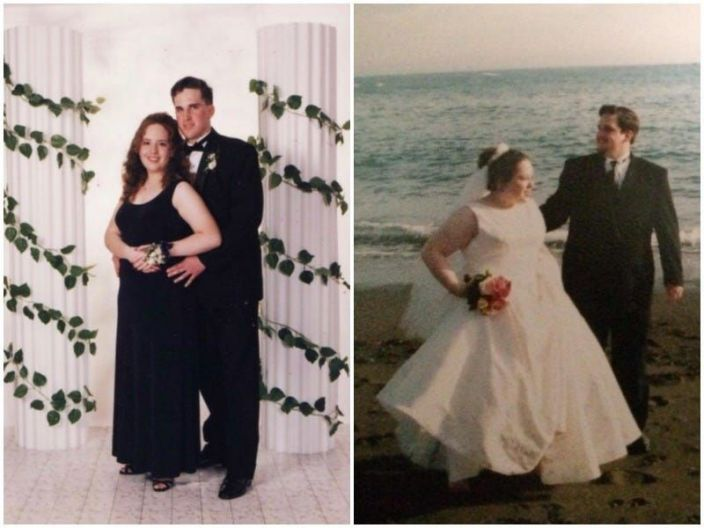 prom vs wedding melissa randy