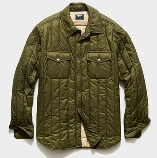 Todd Snyder Italian Quilted Liner Jacket