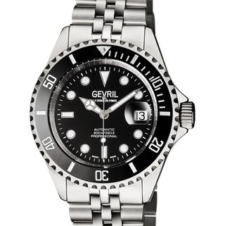 Gevril Wall Street Automatic Diver