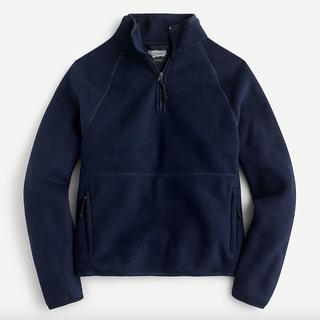 J.Crew Micro-Fleece Pullover