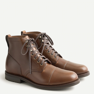 J.Crew Kenton Cap-Toe Boots