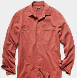 Todd Snyder Workwear Snap Jacket