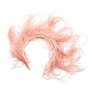 Feather Embellished Headband