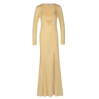 Stevie Dress - Yellow