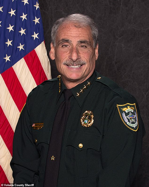 Sheriff Chitwood is also out of the hospital and is urging people to pay attention while behind the wheel