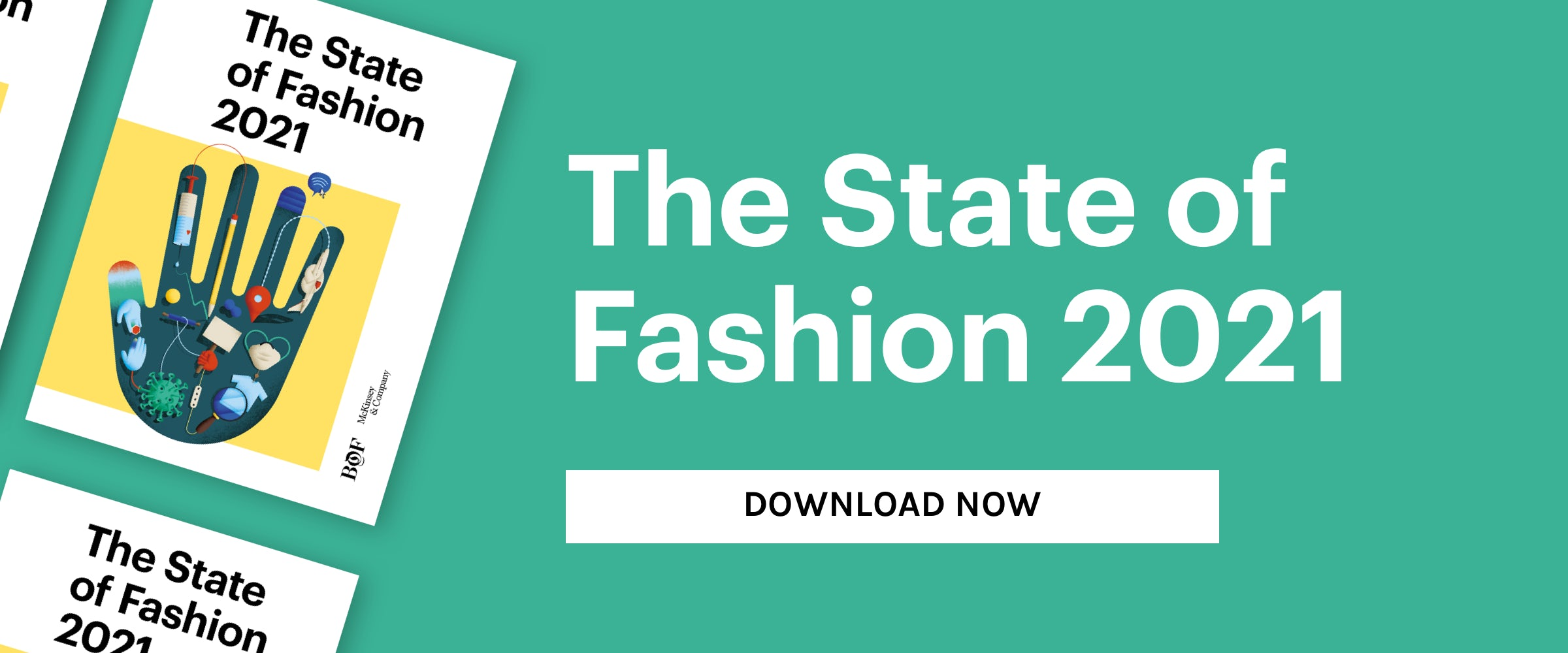State of Fashion 2021 Download Banner