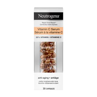 Neutrogena Rapid Tone Repair 20{2f36692215c92488191f15c49f485bc8da437d4cca01014075d40c79880301cc} Vitamin C Serum