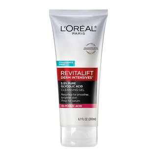 L'Oréal Paris Revi-Talift Derm Inten-Sives 3.5{2f36692215c92488191f15c49f485bc8da437d4cca01014075d40c79880301cc} Glycolic Acid Cleanser