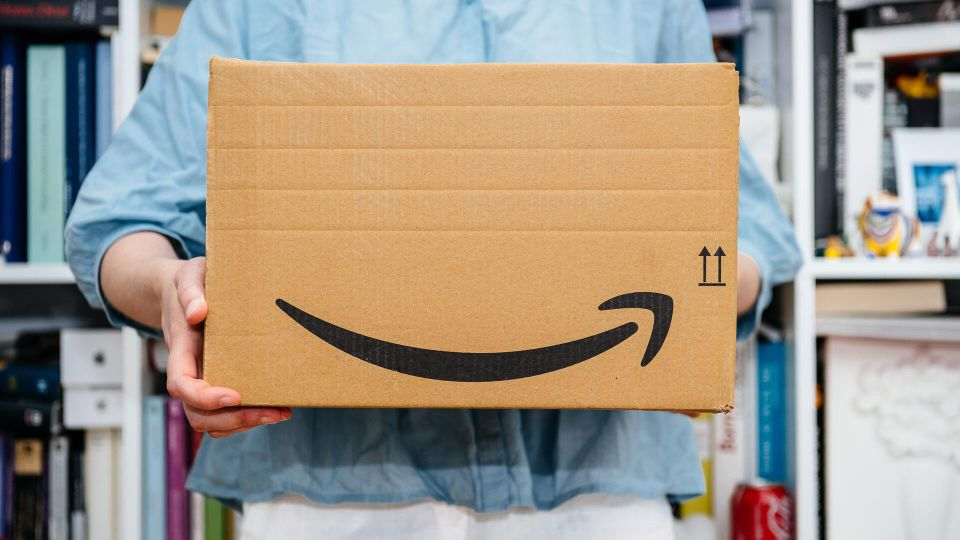 Amazon job growth