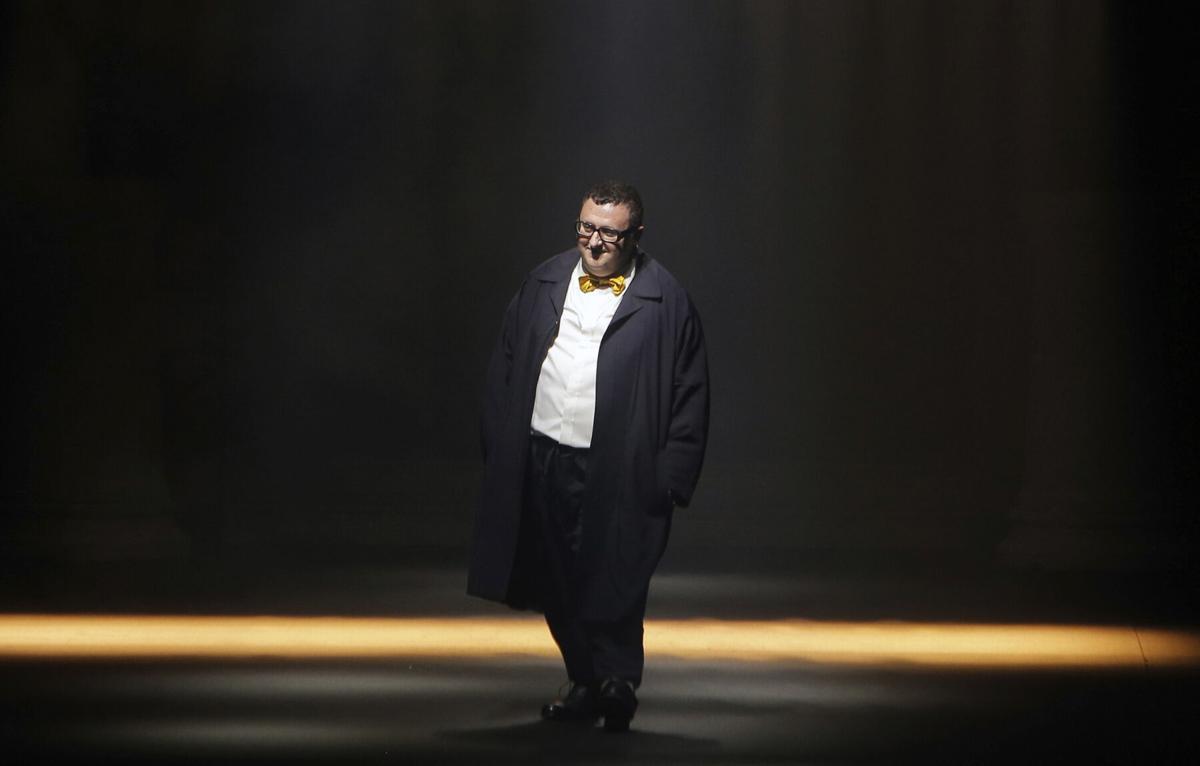 Israeli fashion designer Alber Elbaz dies at 59