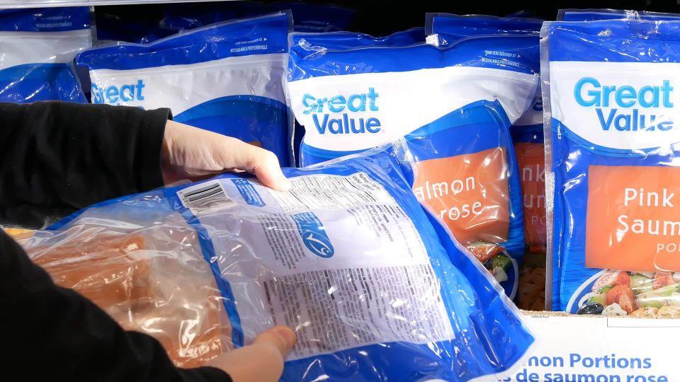 Great Value Walmart brand