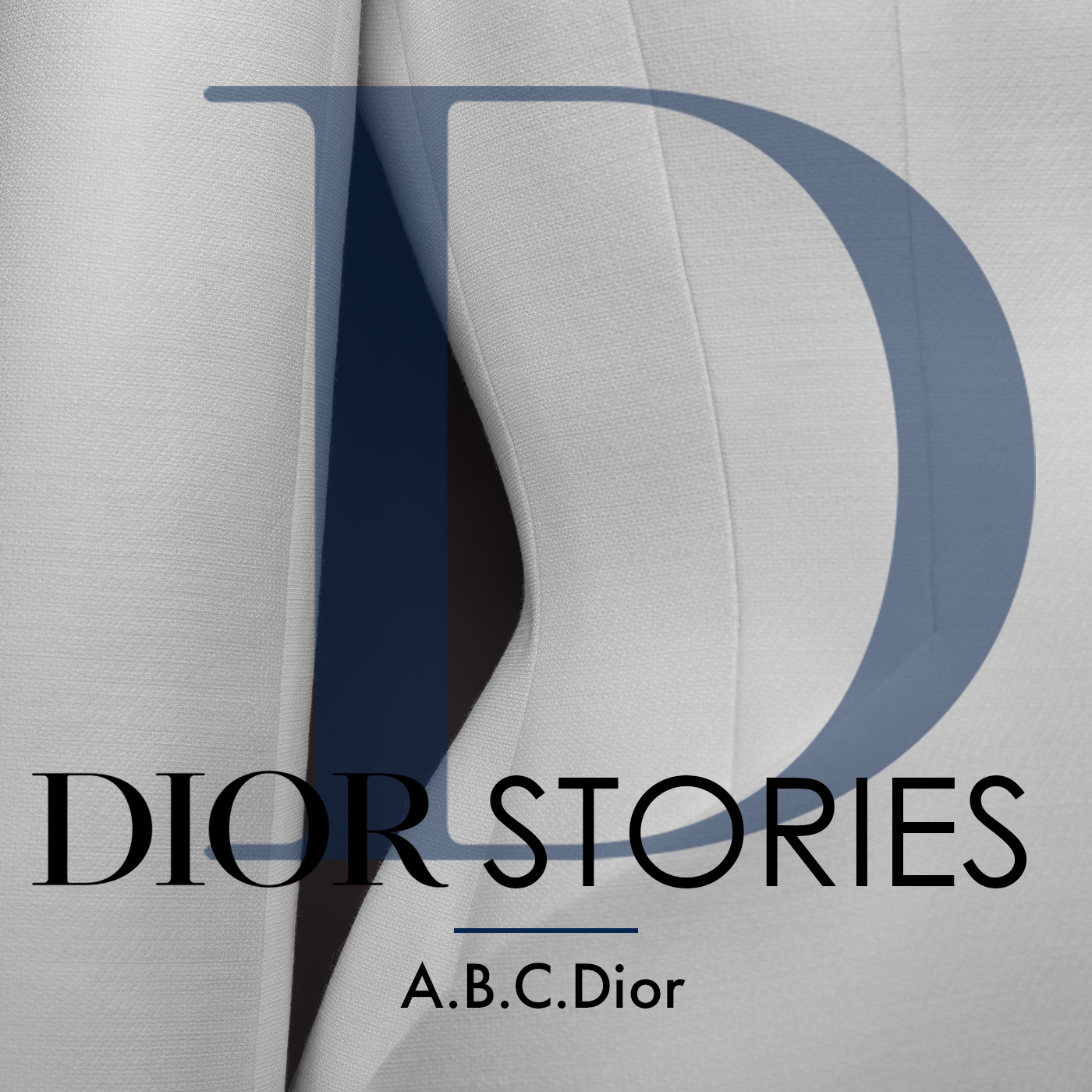 DIORSTORIES_A.B.C.DIOR podcast image