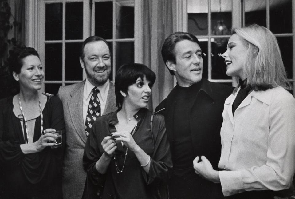 Earl Blackwell's Party for Liza Minnelli - September 14, 1975