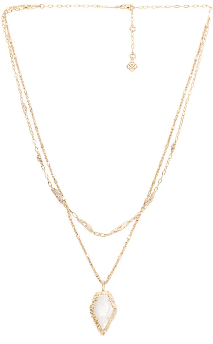 Kendra Scott Tessa Multi Strand Necklace