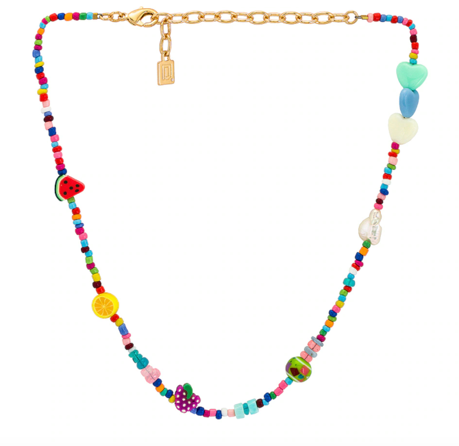 STYLECASTER   Summer Camp Jewelry Trend