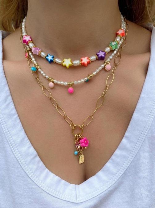 STYLECASTER   Camp Jewelry Trend