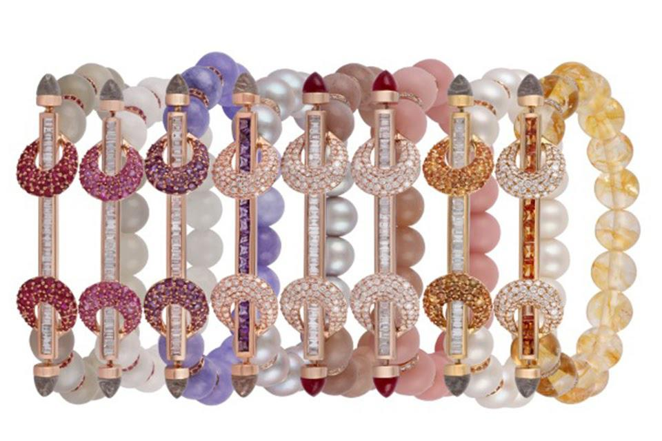 The Chakra collection comes in an array of colors