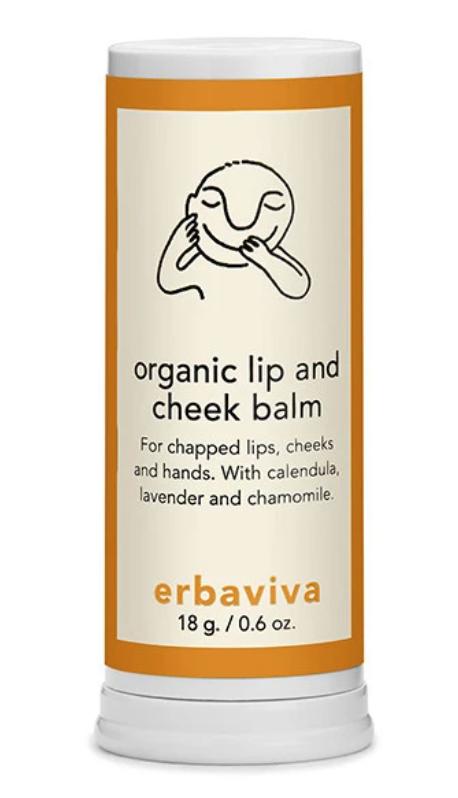 Erbaviva Lip and Cheek Balm