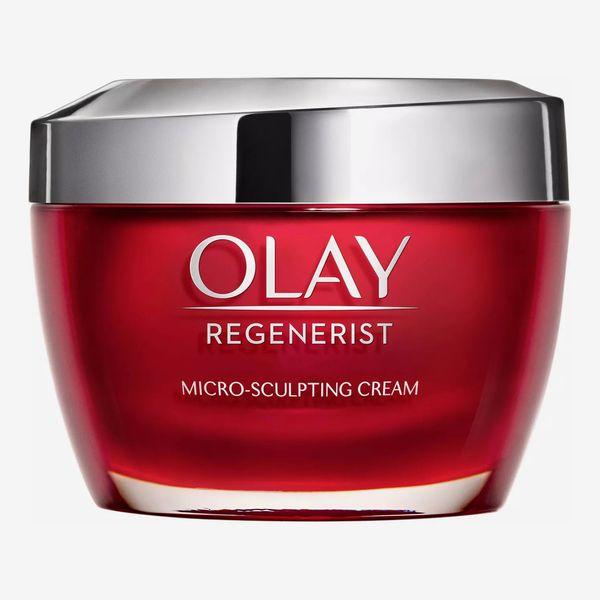 Olay Regenerist Micro-Sculpting Cream Face Moisturizer with Niacinamide